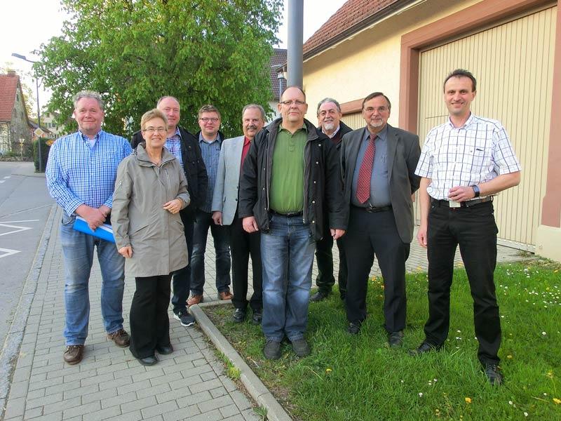 FDP Mitglieder zu Besuch in Hochemmingen