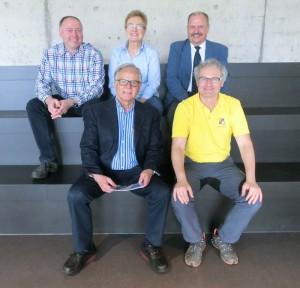 FDP zu Besuch in der Realschule am Salinensee