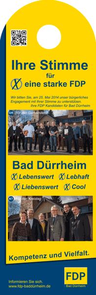 Türanhänger FDP