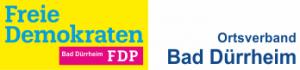 FDP-Logo Orstverband Bad Dürrheim