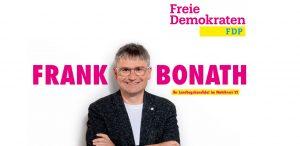 Frank Bonath, FDP-Kandidat Wahlkreis Villingen-Schwenningen