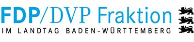Logo der FDP/DVP-Fraktion Landtag Baden-Württemberg