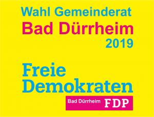 Grafik Gemeinderatswahl 2019 Bad Dürrheim